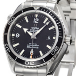 Replica Omega Seamaster Planet Ocean 45mm Automatisk 2200.50.00